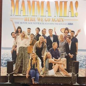 картинка Пластинка виниловая Various ‎– Mamma Mia! Here We Go Again (The Movie Soundtrack Featuring The Songs Of ABBA) (2LP) от магазина