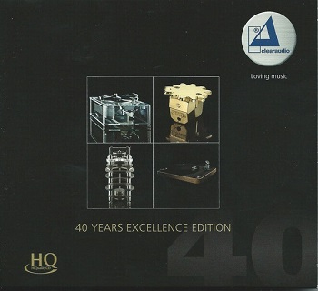 картинка CD диск In-Akustik Various – Clearaudio - 40 Years Excellence Edition от магазина