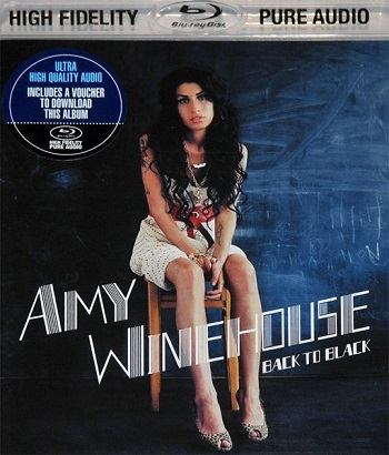 картинка Blu Ray Amy Winehouse - Back to Black от магазина