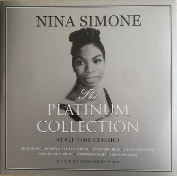 картинка Пластинка виниловая Nina Simone - The Platinum Collection - 42 All Time Classics (3LP) от магазина
