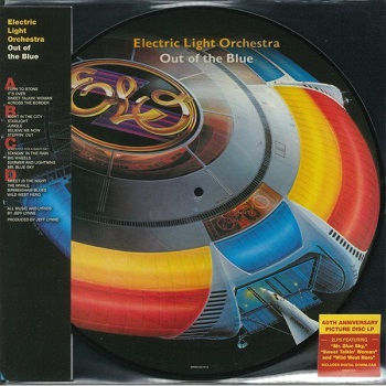 картинка Пластинка виниловая Electric Light Orchestra - Out Of The Blue (2LP) от магазина
