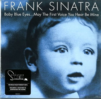 картинка Пластинка виниловая Frank Sinatra - Baby Blue Eyes...May The First Voice You Hear Be Mine (2LP) от магазина