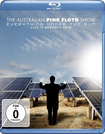 картинка Blu Ray The Australian Pink Floyd Show ‎– Everything Under The Sun - Live In Germany 2016 от магазина