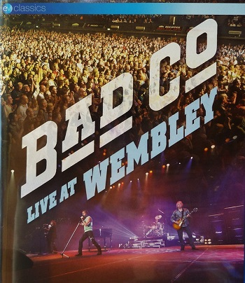 картинка Blu Ray Bad Company - Live At Wembley от магазина